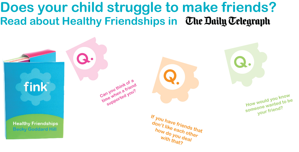 Help Children Friendships