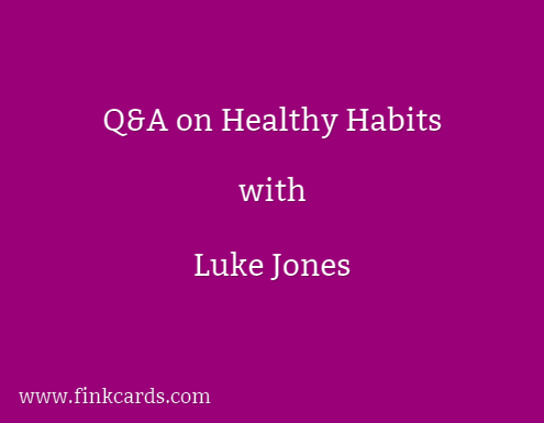 Fink Cards Q&A with Luke Jones