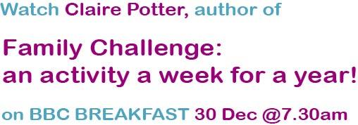 claire potter bbc breakfast news